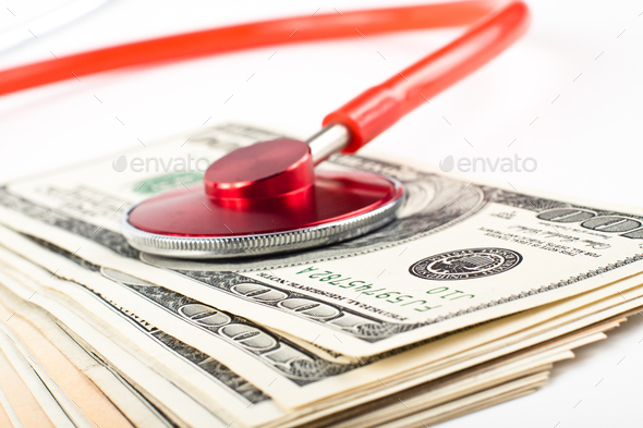 money doctor - Stock Photo - Images