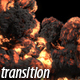 Explosions Transitions - VideoHive Item for Sale