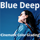 Neo Blue Deep Cinematic Color Grading - GraphicRiver Item for Sale