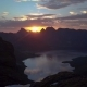 Dawn in the Mountains in the Lofoten Islands - VideoHive Item for Sale