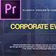 Corporate Events - VideoHive Item for Sale