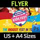 Kids Summer Camp Flyer Template  Vol.2 - GraphicRiver Item for Sale