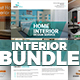 Interior Design Flyers Bundle - GraphicRiver Item for Sale