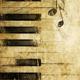 Elegant Soft Piano Logo