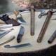 Grind Knife Blade
