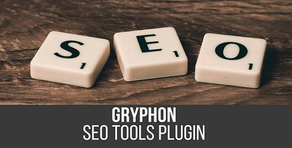 Gryphon SEO Tools WordPress Plugin - CodeCanyon Item for Sale