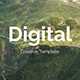 Digital Premium Powerpoint Template - GraphicRiver Item for Sale