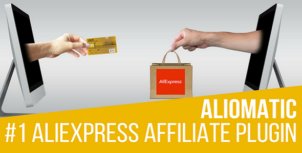 Aliomatic - AliExpress Affiliate Money Generator Plugin for WordPress - CodeCanyon Item for Sale