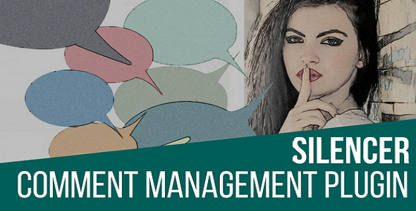 Silencer Comment Management Plugin for WordPress - CodeCanyon Item for Sale