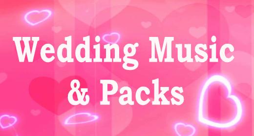 Wedding Music & Pack