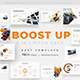 Boost Up Pitch Deck 3 in 1 Bundle Keynote  Template - GraphicRiver Item for Sale