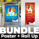 School Bundle (Poster+Roll Up)