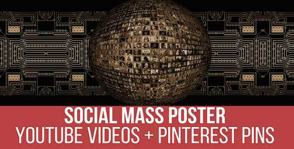 Social Mass Poster Plugin for WordPress - CodeCanyon Item for Sale
