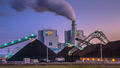 New Coal powered  plant in Eemshaven - PhotoDune Item for Sale
