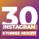 30 Trendy Instagram Stories I Mogrt - VideoHive Item for Sale