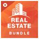 Real Estate Web Banner Set Bundle - 10 Sets - 140 Banners - GraphicRiver Item for Sale