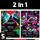 Refract Flyer - GraphicRiver Item for Sale