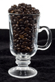 coffee in a glass - PhotoDune Item for Sale