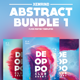 Abstract Flyer/Poster Template Bundle 1 - GraphicRiver Item for Sale