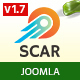 Oscar - Multipurpose Responsive Joomla Template