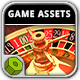 American Roulette Royale - Game Assets - GraphicRiver Item for Sale
