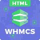 HostCluster - WHMCS Server & Hosting HTML Template - ThemeForest Item for Sale