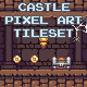 Castle Pixel Art Tileset - GraphicRiver Item for Sale