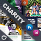Charity Flyer Bundle Templates