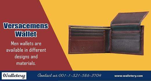 versacemens wallet