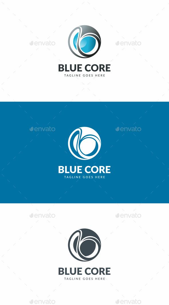 Core Logo - Abstract Logo Templates