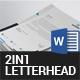 Letterhead Bundle - 2in1