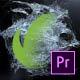 Shining Splash Logo Reveal- Premiere Pro - VideoHive Item for Sale