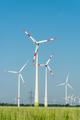 Wind energy generators in Germany - PhotoDune Item for Sale