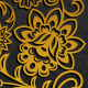 Background with Traditional Floral Ornament - GraphicRiver Item for Sale