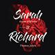 Wedding Invitation Suite - Rose