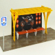 Bus Stop ( street element ) - 3DOcean Item for Sale