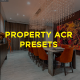 8 ACR Propert Presets - GraphicRiver Item for Sale