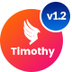 Timothy - Software Landing Page HTML Template - ThemeForest Item for Sale