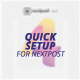 Free Download NextPost Module: Quick Setup all automation at once Nulled
