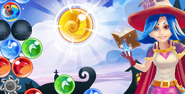 Bubble Shooter Blast Mania - Unity Complete Project            Nulled