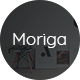 Moriga - Personal Blog PSD Template - ThemeForest Item for Sale