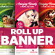 Beauty Salon & Spa - Roll-Up Banner - GraphicRiver Item for Sale