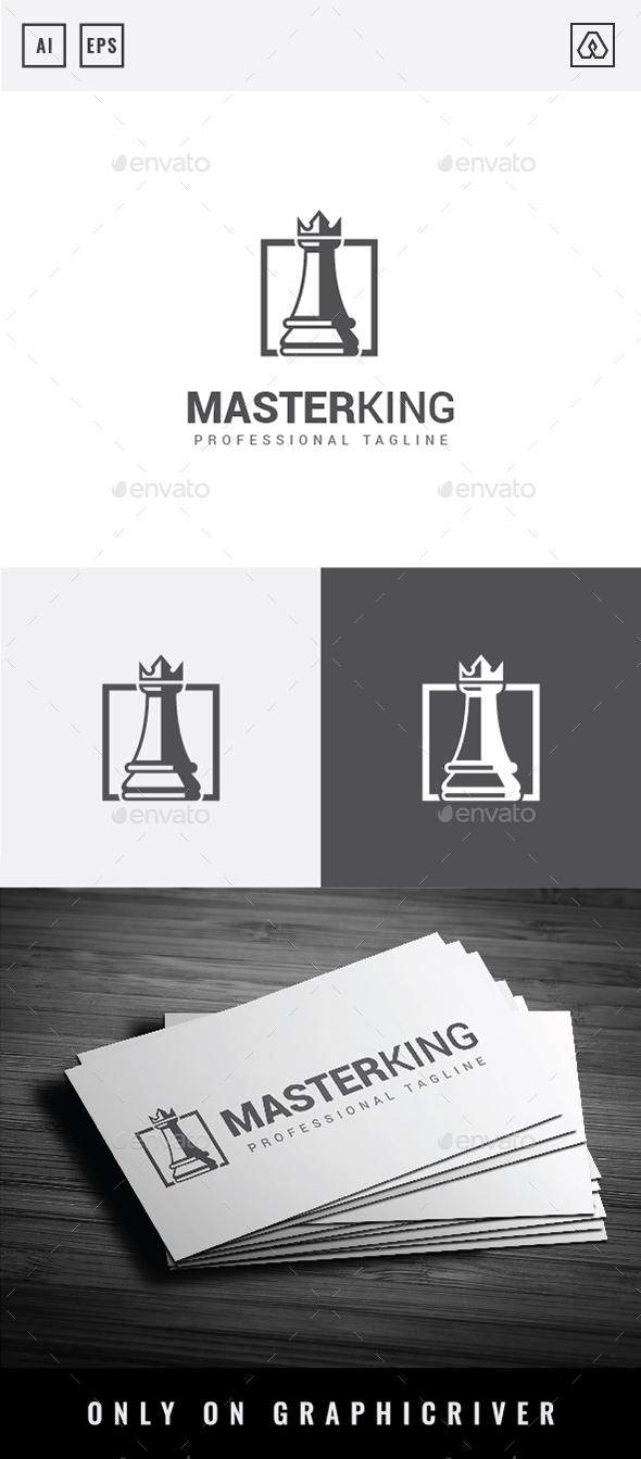 King Strategy Logo - Objects Logo Templates