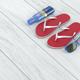 Flip-flops, sun cream and sunglasses - PhotoDune Item for Sale