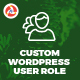 Free Download Custom WordPress User Role Nulled