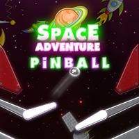 Pinball Space Adventure - HTML5 Arcade Game