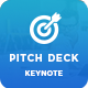 Startup Pitch - Clean Business Keynote Template - GraphicRiver Item for Sale
