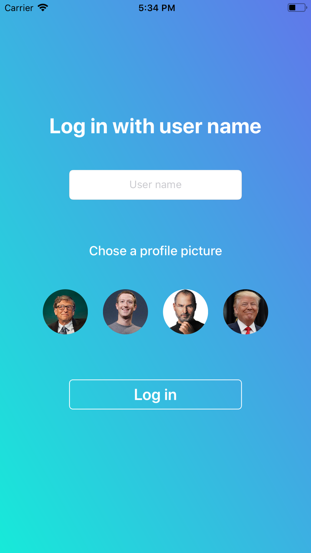 Real-time Chat App Using Socket IO (IOS - Swift 4)
