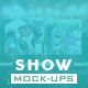 Live Show Mock-Up - GraphicRiver Item for Sale
