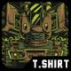 War Active T-Shirt Design